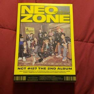 NCT 127 Neo Zone Album